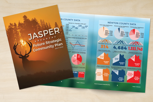Jasper Arkansas Future Strategic Community Plan